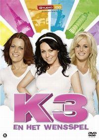 Cover K3 - K3 en het wensspel [DVD]